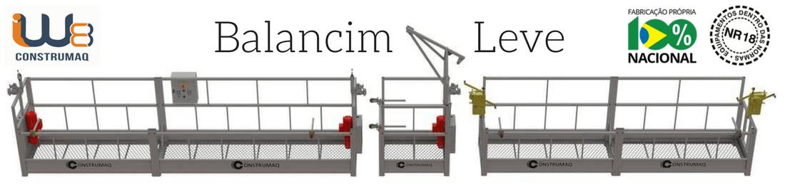 Fabricação e Venda de Andaime Balancim Leve para Fachada Elétrico e Manual usado em trabalhos da Construção Civil