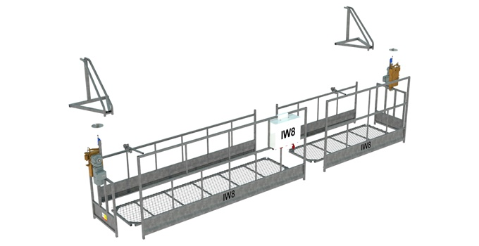 Balancim Elétrico Leve 5 Metros