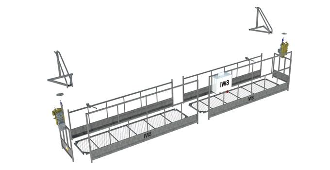 Balancim Elétrico Leve 6 Metros